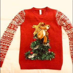 "Sweaters - Adorable ""Ugly"" Christmas Sweater"